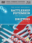 Battleship Potempkin and Drifters DVD cover